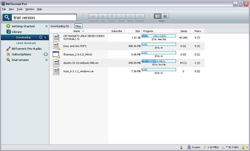 bittorrent pro free download for pc